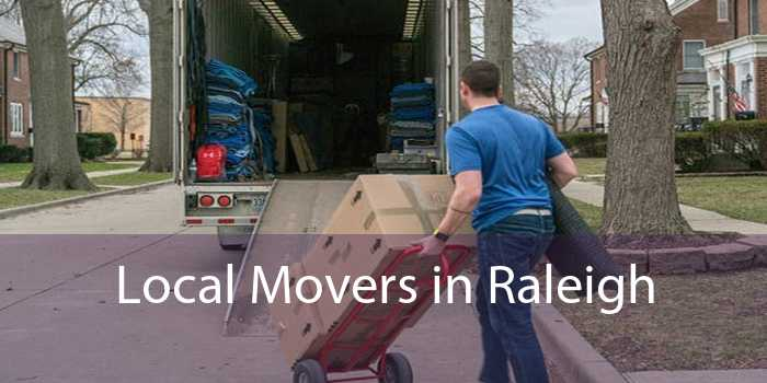Local Movers in Raleigh