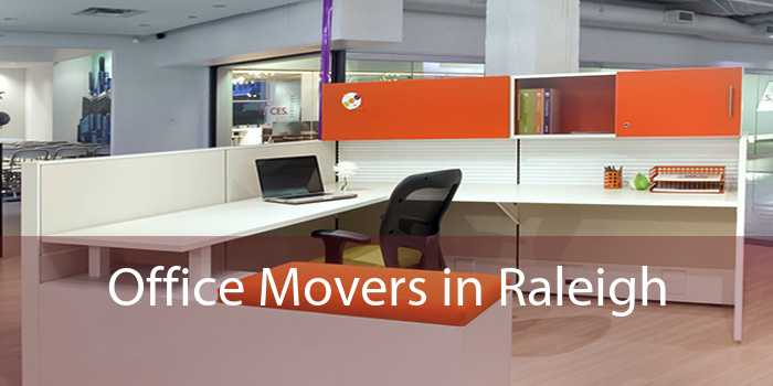 Office Movers in Raleigh